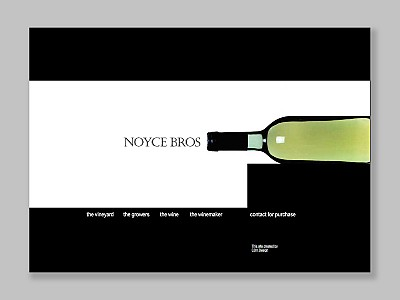 Noyce Bros Wines